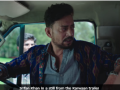 'Irrfan Khan Is A Fighter,' Says <I>Karwaan</I> Co-Star Mithila Palkar
