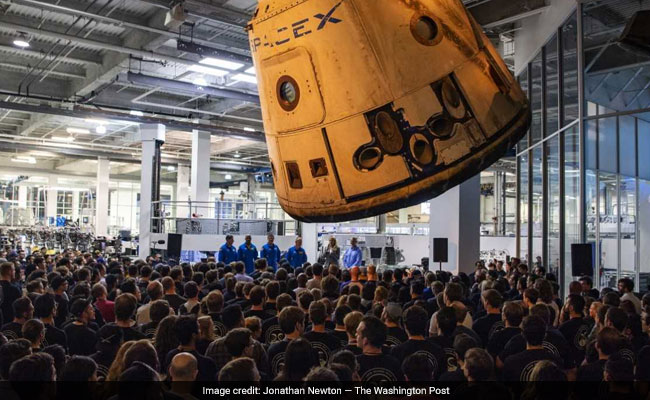 SpaceX's 'Willy Wonka-Like' Factory Could Send Astronauts To Space