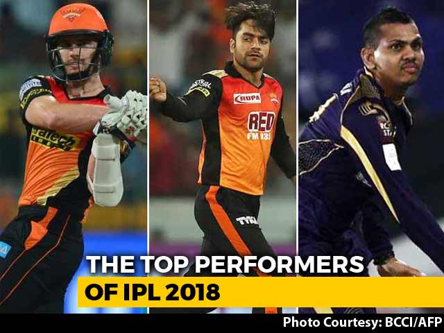 IPL 2018: Player Of The Tournament