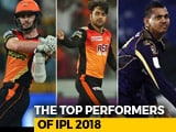 Video : IPL 2018: Player Of The Tournament