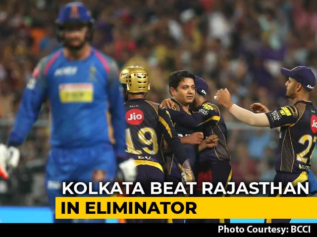 Rajasthan Lacked Fire-Power To Beat Kolkata