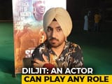Video : Diljit Dosanjh: Sandeep Singh's Comeback Story Is A Rare One