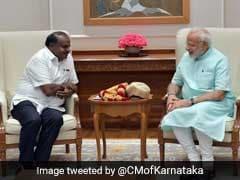 Birthday Greetings, Karnataka Council Support: BJP-JDS Camaraderie Grows