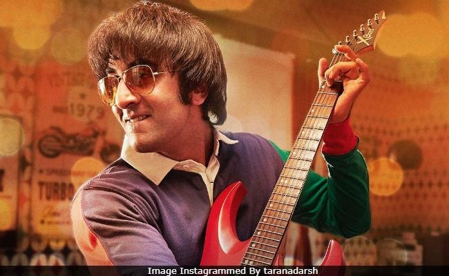 Box Office Report: Ranbir Kapoor's Sanju Shatters A Baahubali 2 Record