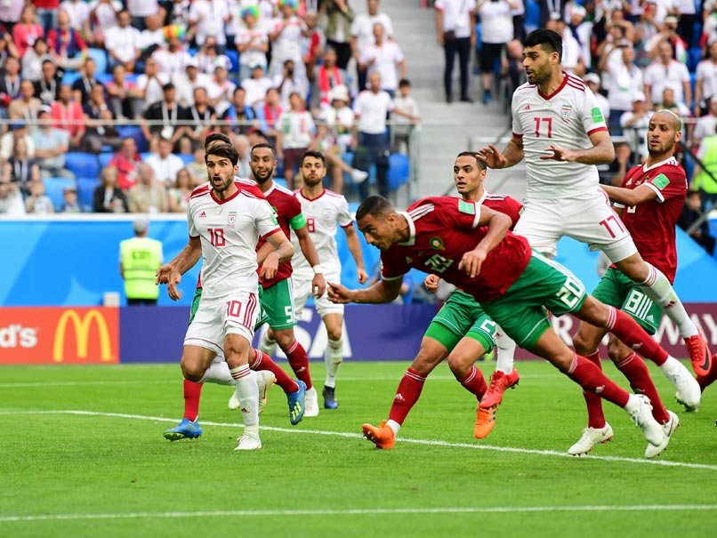 World Cup 2018: Aziz Bouhaddouz Own Goal Hands Iran Late Victory Over Morocco