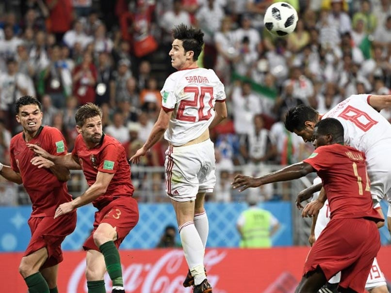 World Cup 2018, Iran vs Portugal Highlights: Portugal Finish Second In Group B After Iran Draw
