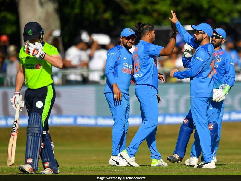 India vs Ireland: Clinical India Humiliate Ireland By 143 Runs For Biggest T20 Win