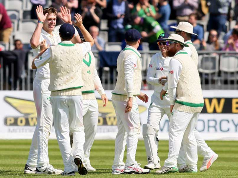 William Porterfield confident of Ireland's place at Test table