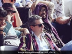 Viral: Is That Really A Pic Of Irrfan Khan Watching Cricket At The Lord's? Twitter Debates