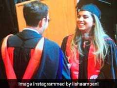 Mukesh Ambani's Daughter Isha Ambani Is Now An MBA Graduate From Stanford