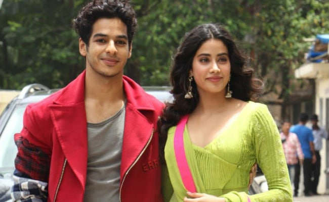 At Janhvi Kapoor And Ishaan Khatter's Dhadak Trailer Launch, Karan Johar Said 'Star Kids Should Make Their Own Identity'