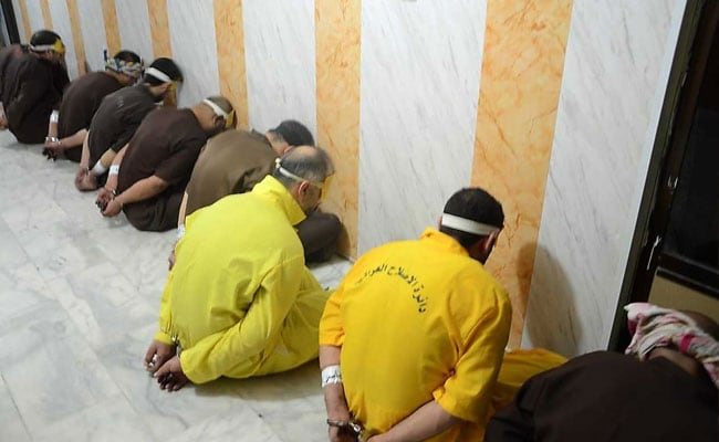 Iraq Executes Twelve ISIS Terrorists In Response To Killing Of Captives