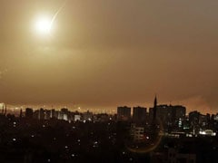 Syria Intercepts Israeli Missiles Over Damascus: Report