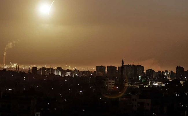Syria Intercepts Israeli Missiles Over Damascus: Report