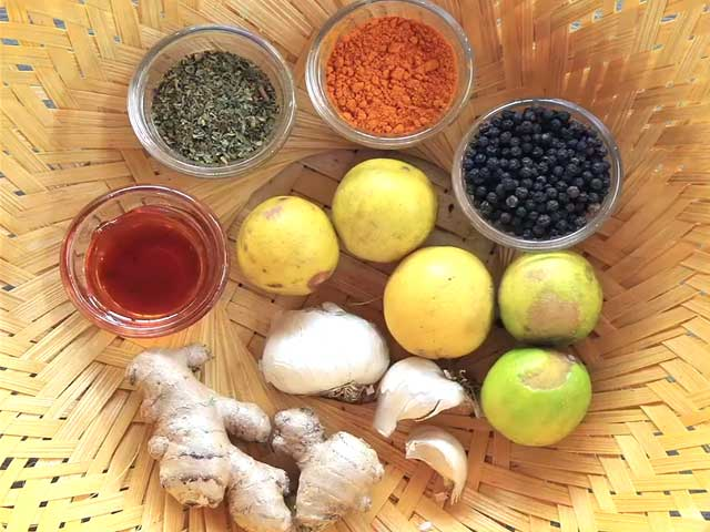 Video : 3 Immunity Boosting Foods In Your Kitchen