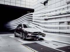 Mercedes-Benz A-Class Sedan Is The Most Aerodynamic Production Car