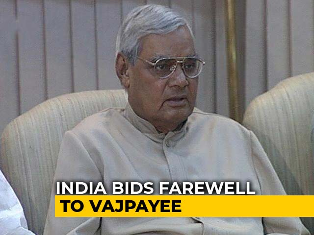 Video : For Lucknow, Atal Bihari Vajpayee's Legacy Is More Than Just Roads