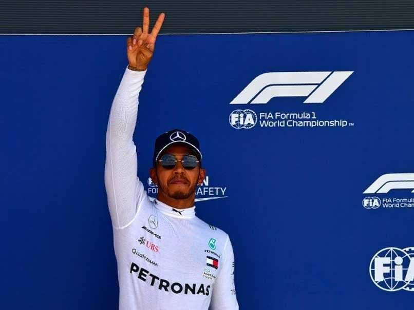 Lewis Hamilton Eyes Gatecrashing Sebastian Vettel's Hockenheim Homecoming