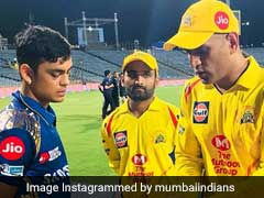 Watch: Ishan Kishan Emulates MS Dhoni