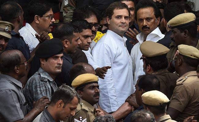 Rahul Gandhi To Kickstart Congress' Rajasthan Campaign In Jaipur
