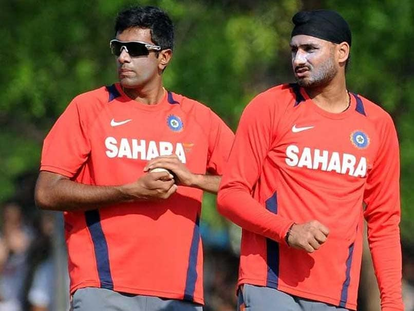 Harbhajan accuses Ashwin for series loss!