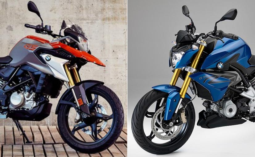 The BMW G 310 R and BMW G 310 GS are offered with attractive year-end discounts