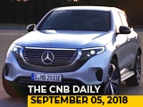 Video : Mercedes EQC, Tata Tigor Recall, Jeep Compass, Redigo Limited Edition