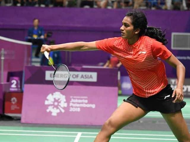 2018 Asian Games PV Sindhu vs Tai Tzu Ying Badminton Final Highlights: PV Sindhu Gets Asiad Silver, Loses Final To World No.1 Tai Tzu Ying