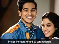 <I>Dhadak</I> Box Office Collection Day 2: Janhvi Kapoor And Ishaan Khatter's Film Witnesses 'Significant Growth,' Earns Rs 19.75 Crore