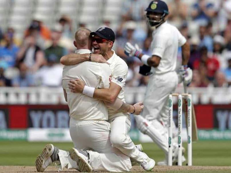 1st Test: Virat Kohli Heroics In Vain As England Beat India By 31 Runs