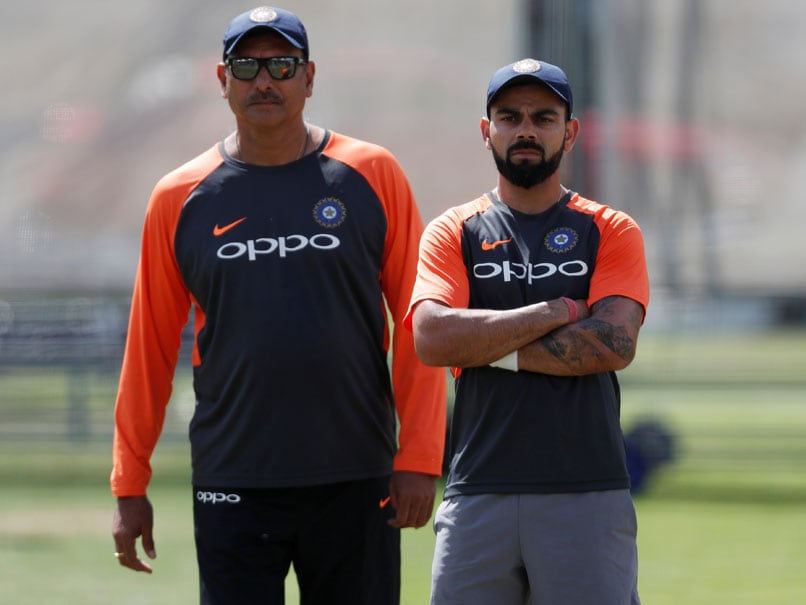 Virat Kohli Pleased With Training Session, Says
