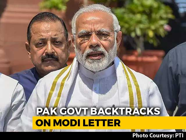 Video : Pakistan Backtracks After Foreign Minister Claims PM Modi Offered Talks