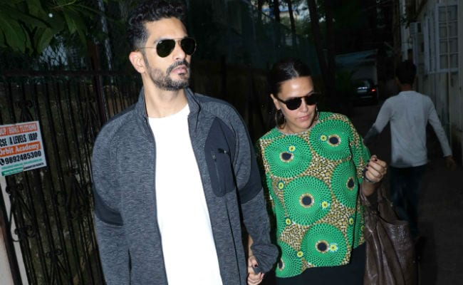 Keeping Up With Parents-To-Be Neha Dhupia And Angad Bedi