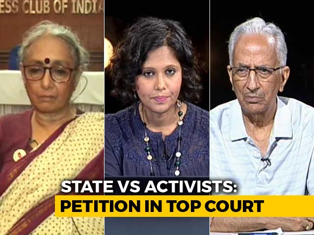 Video : State vs Activists: Naxal Terror or Witch Hunt?
