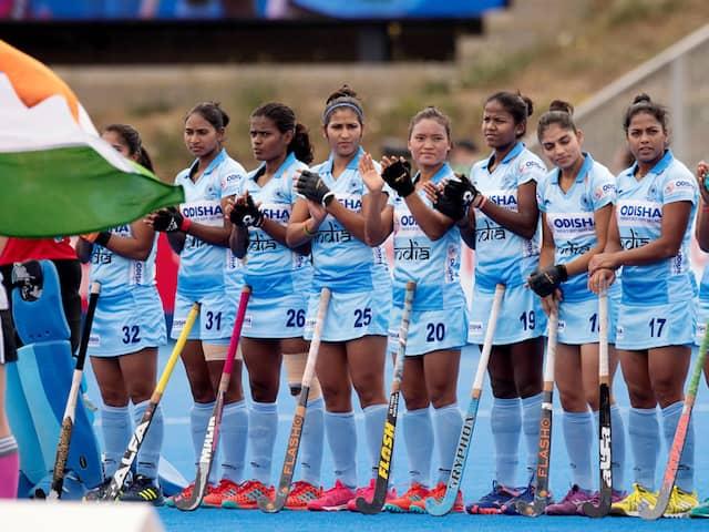 India Jump To 9th Spot In Womens Hockey Rankings