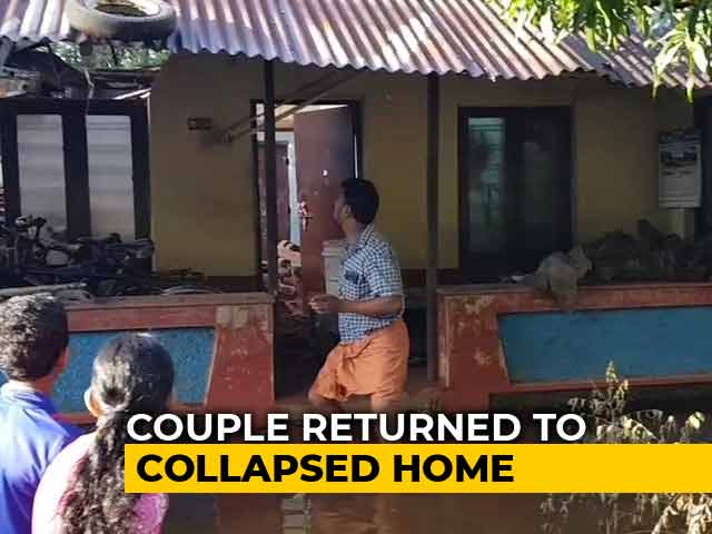 Video: 'Lost Everything From House To Utensils': Lakhs Affected By Kerala Floods