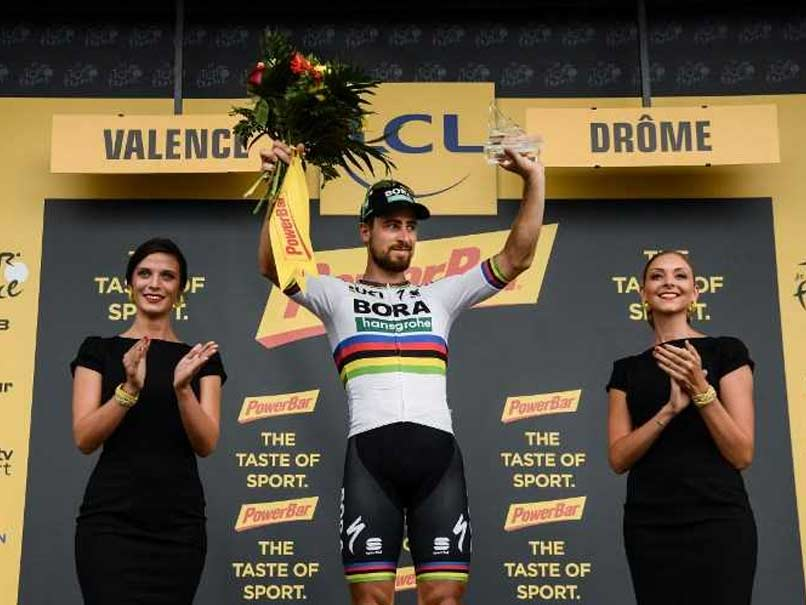 Peter Sagan Strikes Again As Geraint Thomas Keeps Yellow Jersey
