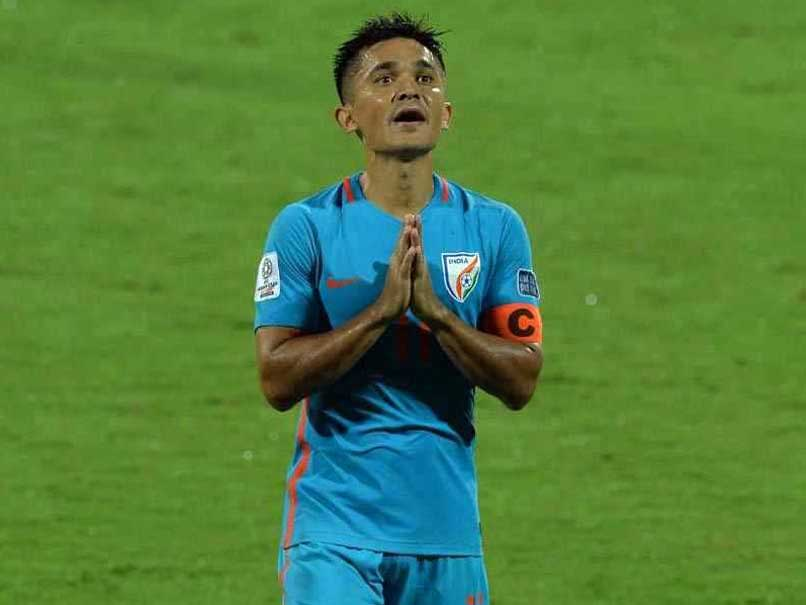Sachin Tendulkar Makes A Special Demand From Sunil Chhetri On His Birthday