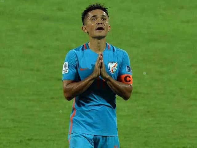 Sunil Chhetri Birthday: Sachin Tendulkar Makes A Special Demand From The India Football Team Captain