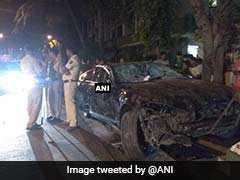 Speeding Jaguar Hits 10 Cars In Mumbai, Children Among Injured