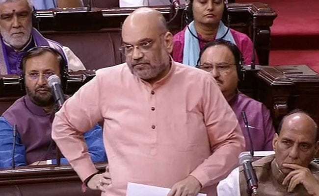 Congress Supports Trinamool To Prevent Amit Shah From Speaking: BJP