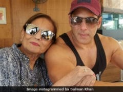 Salman Khan's Video Featuring His Mom Has A <i>Karan Arjun</i> Twist