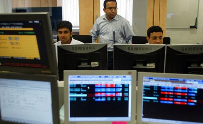 Sensex Closes 60 Points Lower, Nifty Settles At 10,528