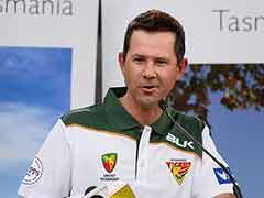 Ponting Says Australia Ball-Tampering Bans