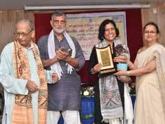 15 महिलाओं और तीन वरिष्ठ पत्रकारों को 'डॉ. सत्या जांगिड स्मृति सम्मान' मिला