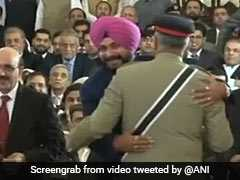 """Was Just A Jhappi, Not Rafale Deal"": Navjot Sidhu To Defence Minister"