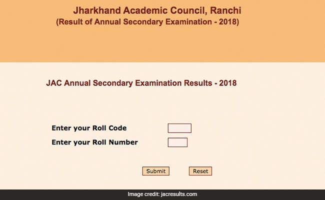 JAC Declares Jharkhand Matric Result 2018; 59.48% Pass: Live Update