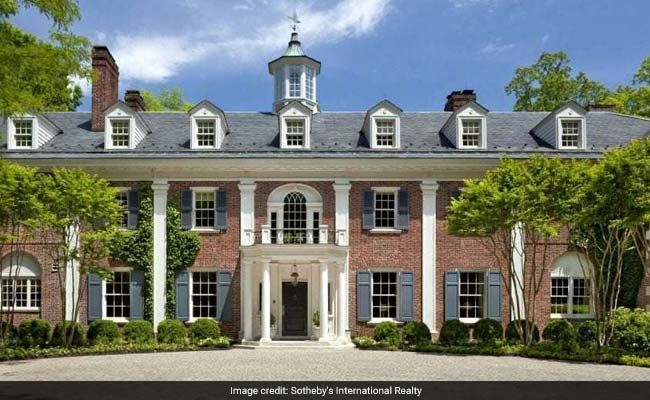 Jackie Kennedy's Childhood Home Sells For $43 Million, Setting A Record