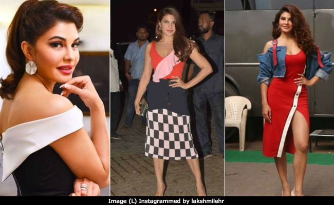 Jacqueline Fernandez Dressed To Kill In These 5 Looks