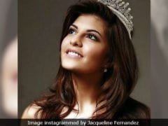 Before Miss India 2018 Finale, Take A Look At Jacqueline Fernandez's Miss Sri Lanka Pic